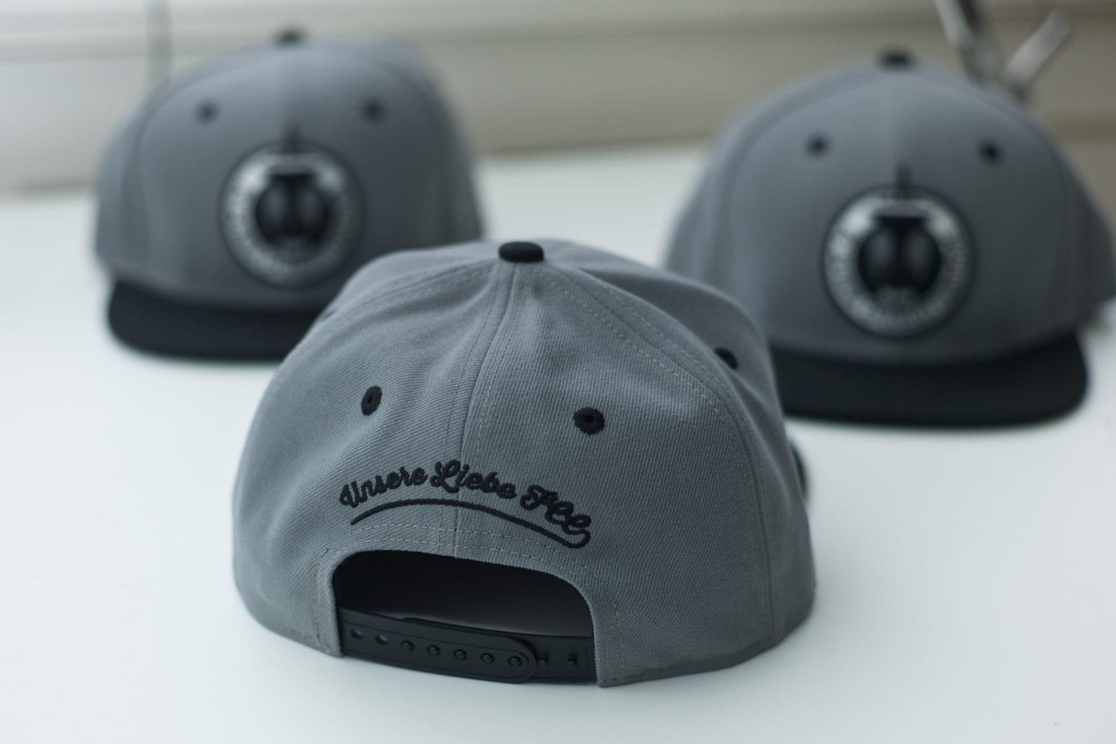 FCC SNapBack Cap hinten