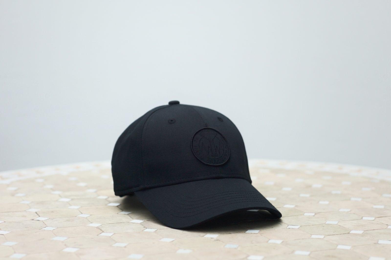 FCC Cap black
